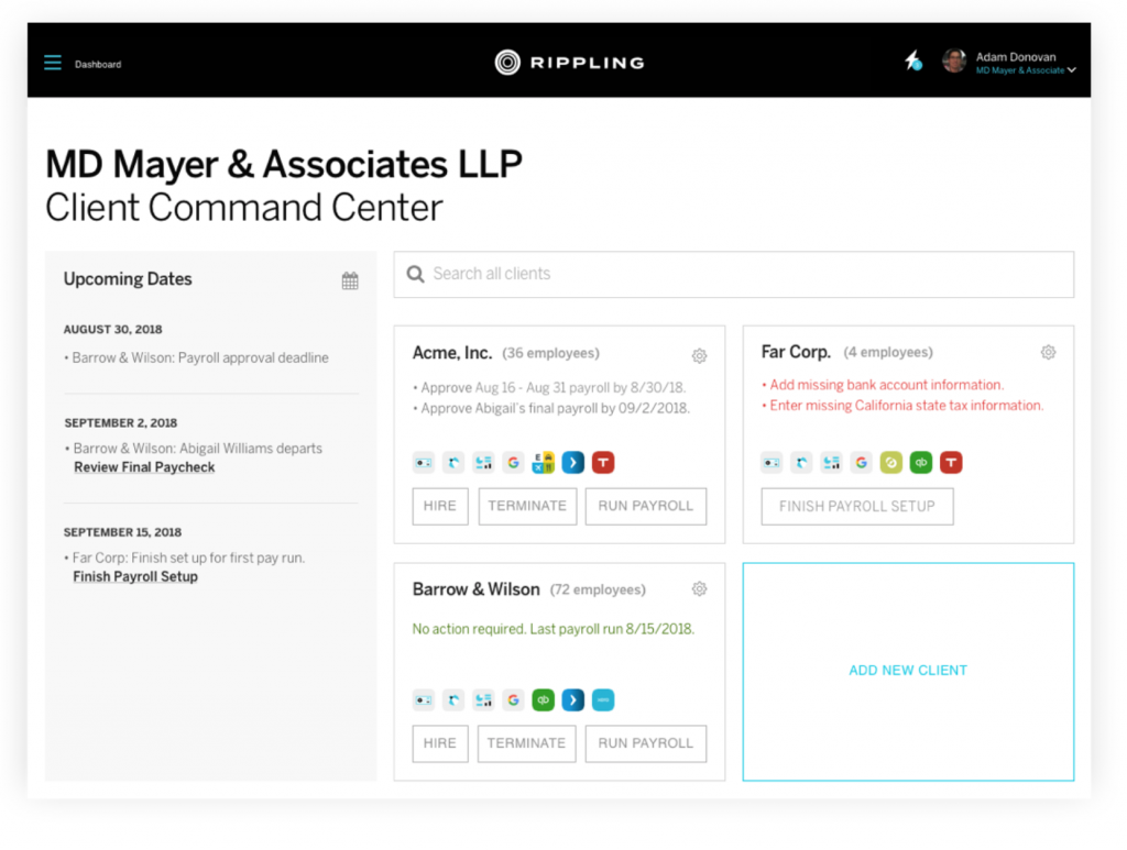 Introducing Rippling For Accountants